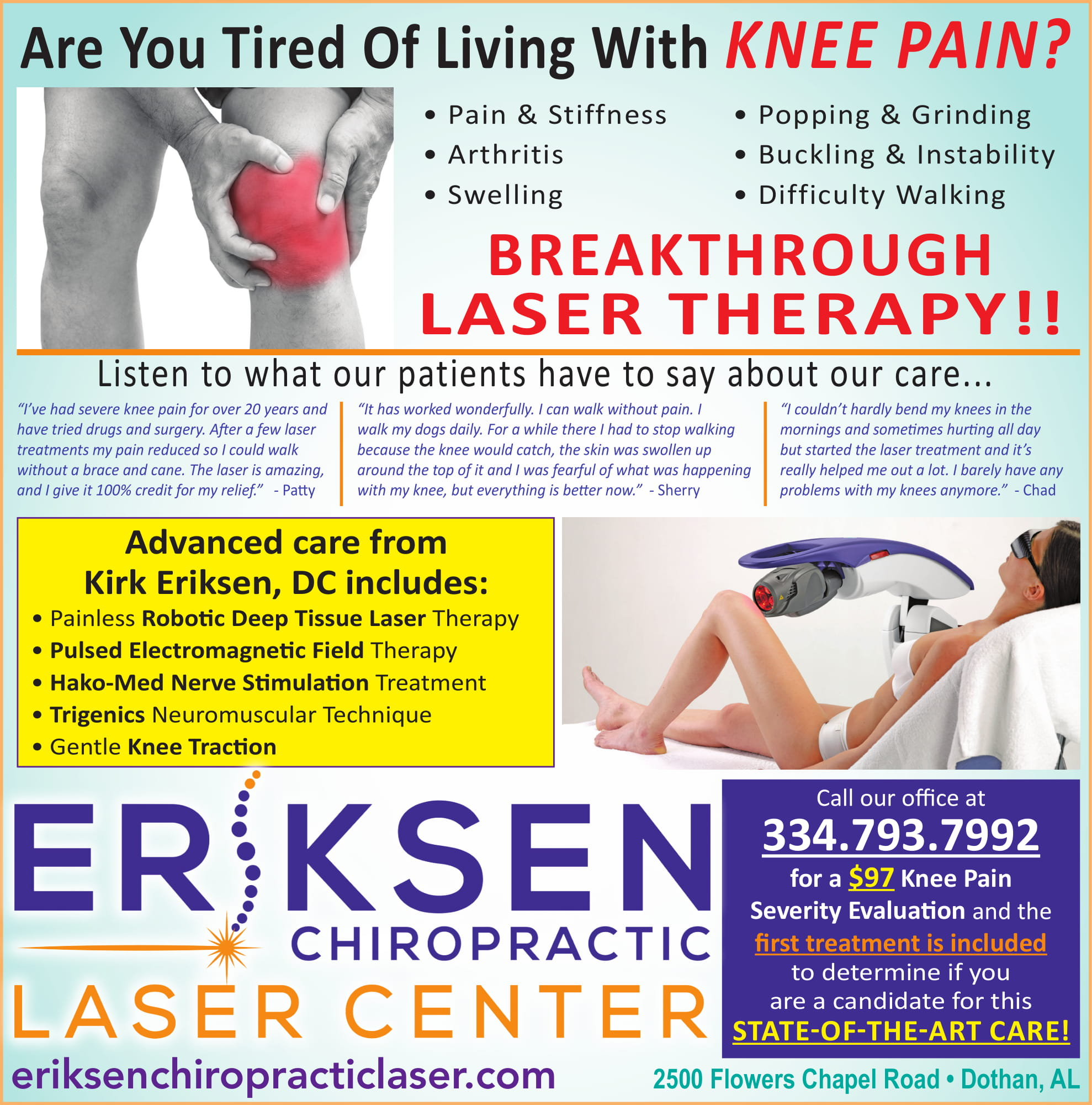 Arthritis: Should I Have Knee Replacement Surgery?